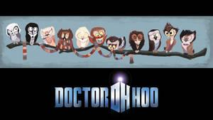 Doctor Hoo Desktop Wallpaper