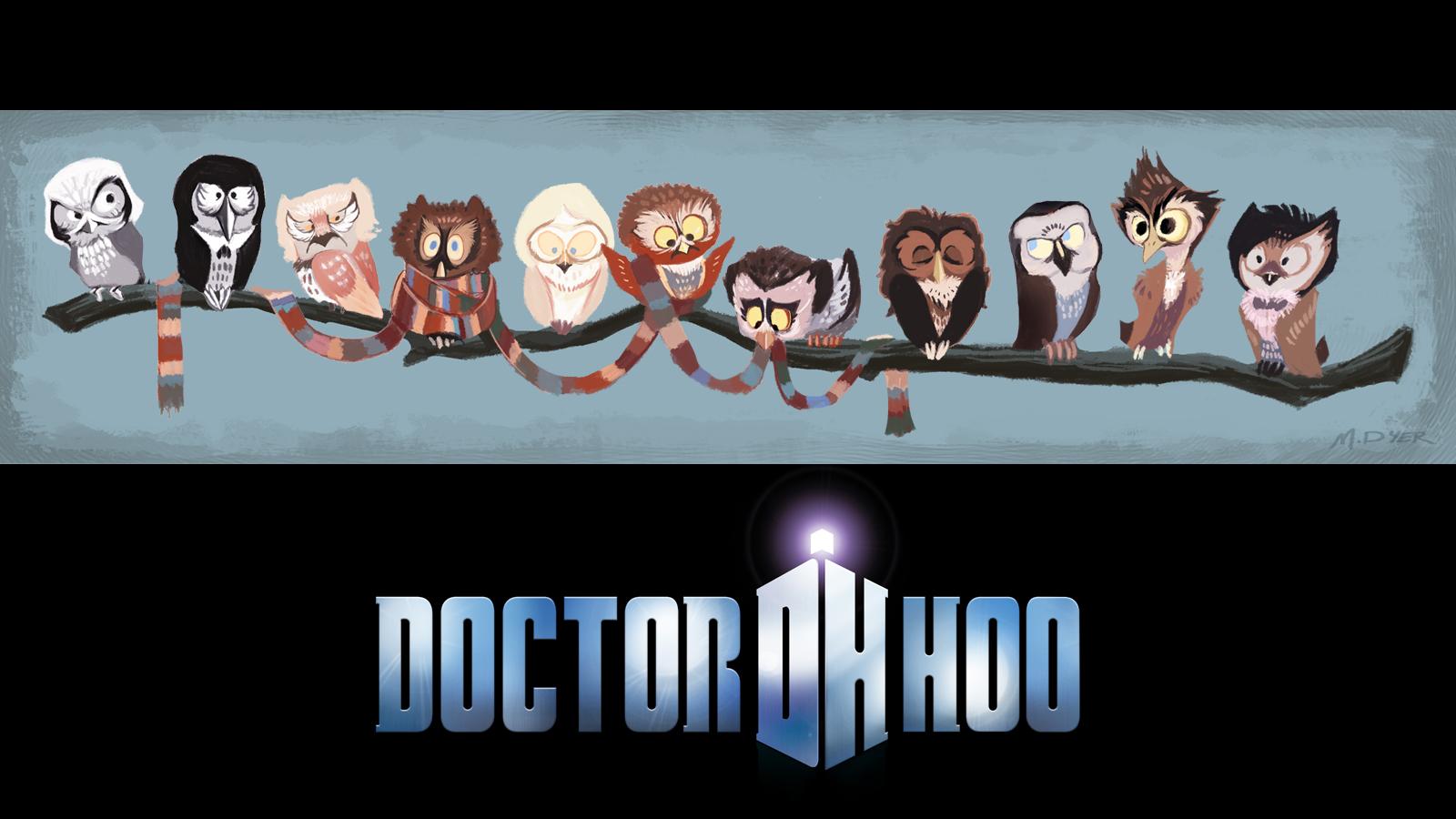 El viajero de Gallifrey - Página 3 Doctor_hoo_desktop_wallpaper_by_greenarcheralchemist-d3h14hr