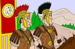 Before the Battle of Philippi
