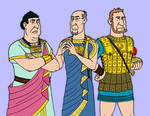 Ptolemaic Courtiers