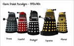 Classic Dalek Paradigm