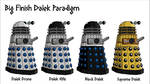 Big Finish Dalek Paradigm