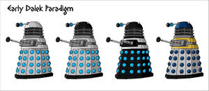 Early Dalek Paradigm
