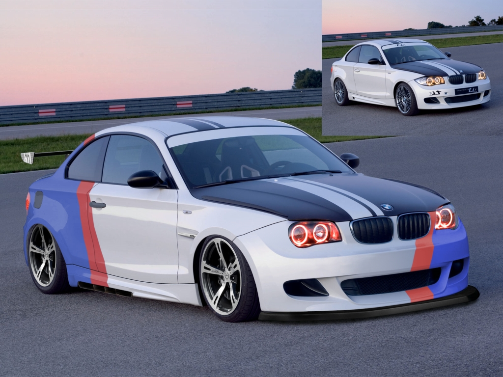 Vt Bmw 1 Series Race Car By Mikegts On Deviantart