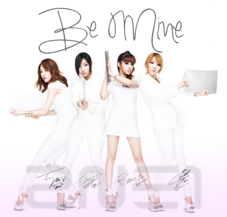 2ne1 - Be Mine /// Single