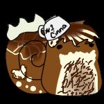 YCH: Cup on ma head by Nawnii