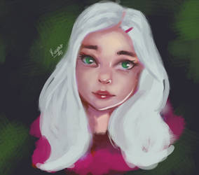 Portrait study - 07