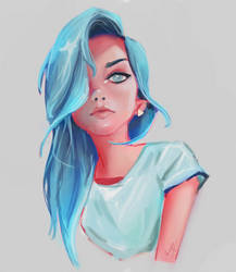 Art style study - Rossdraw