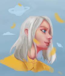 Portrait study - 09