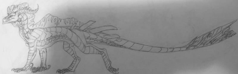 forest drake
