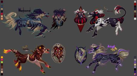 Doggos! :3 (All taken)
