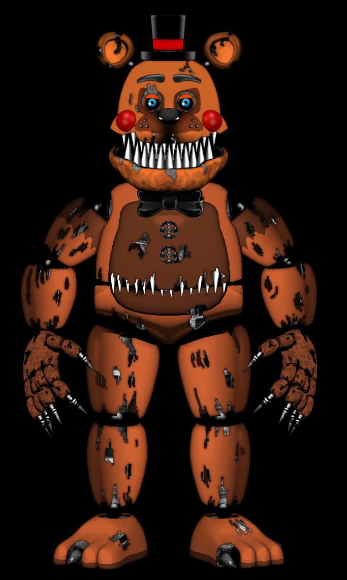 Nightmare T.Freddy by hibridofazber