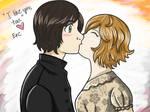 Degrassi: Surprise Kiss? xP