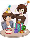 Happy 22nd Birthday, Louis!