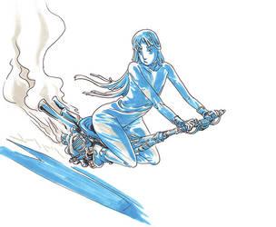 Motorbroom by Kimbot