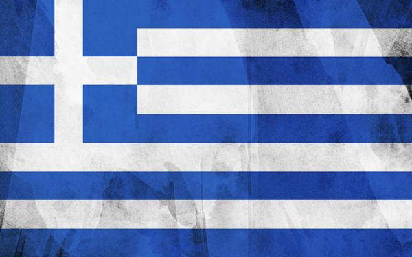 Greek Flag by metfuel