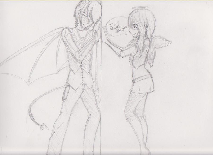 Angel Demon Love by AnimeCutie4365 on DeviantArt