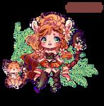Tiger Princess Chibi