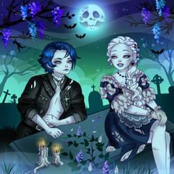 Graveyard Flirt