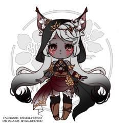 Dark Lynx Chibi