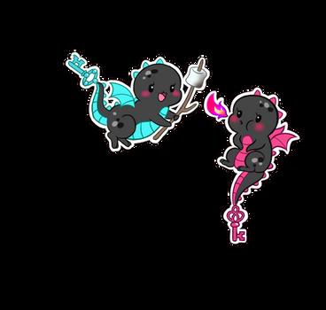 Magic Key Dragons