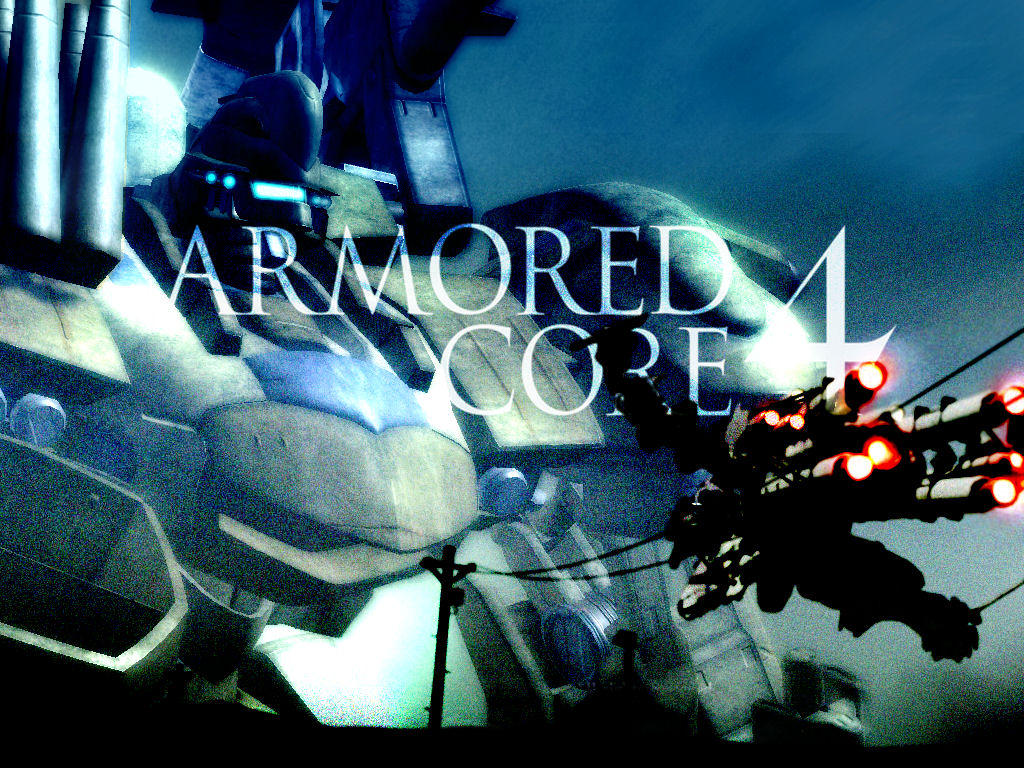 Armored Core 4 Answer By Kamaroth92 On Deviantart