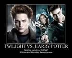 Twlight vs. Harry Potter