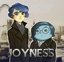 Joy x Sadness Sherlock