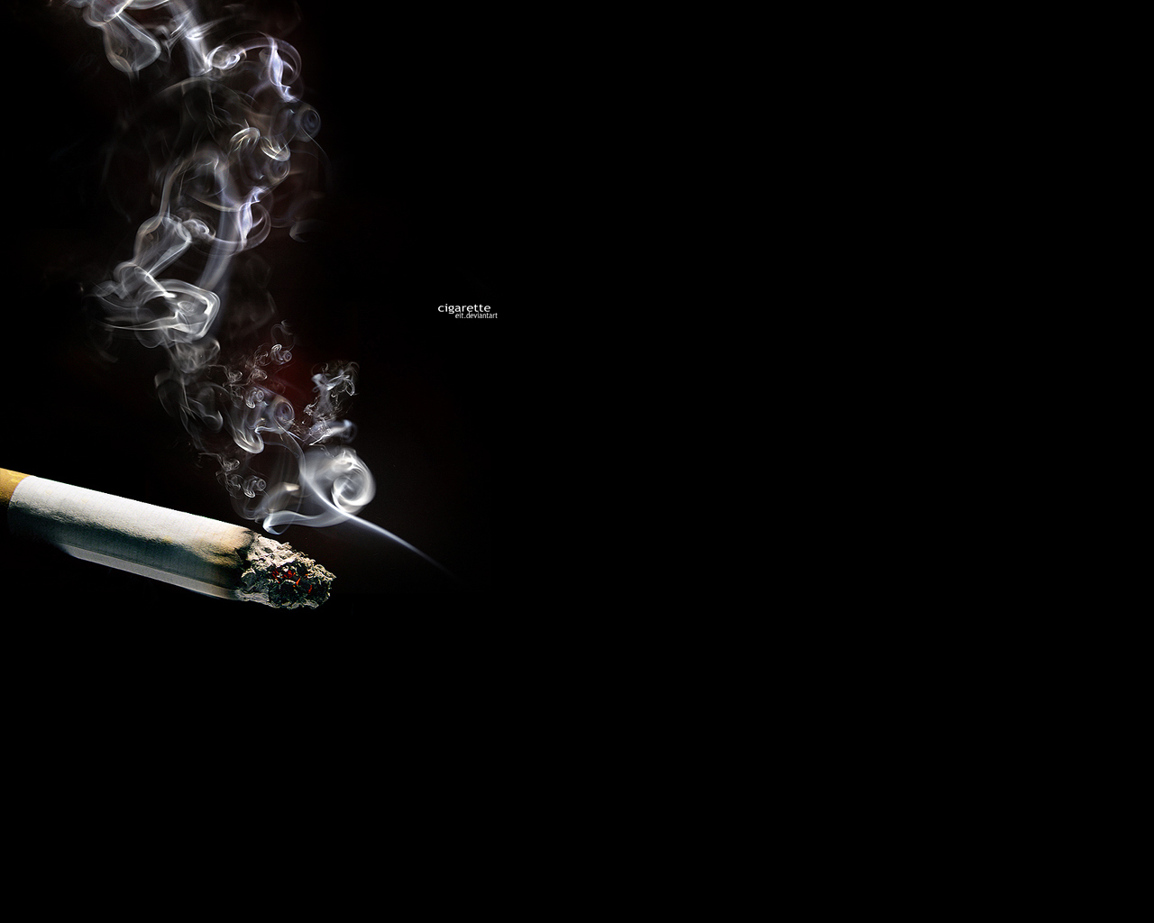 cigarette by eit
