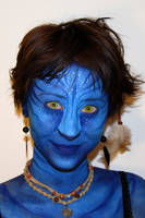 Avatar_face painting