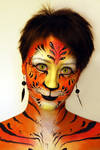 Tiger_face painting