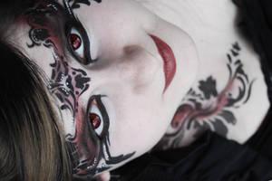 Gothic Vampire_2 by Maiwen