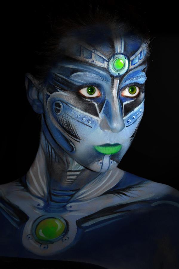 I'm a Robot by Maiwen