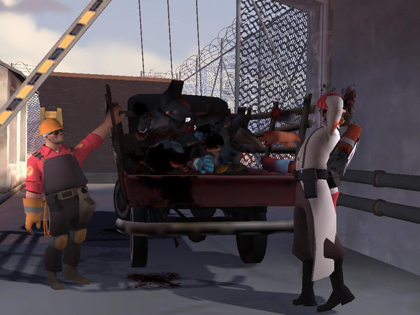 A truckload by kayoko102