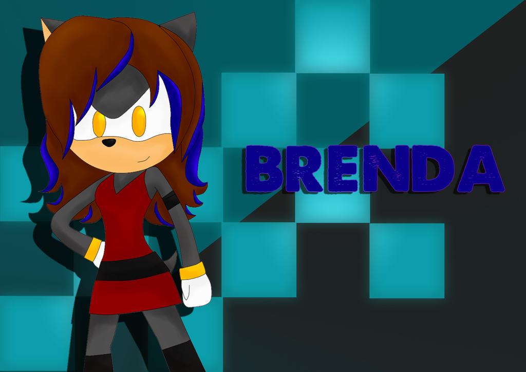 Brenda Oc Sonic by musicstar620
