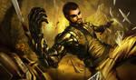 Deus Ex by ThranTantra