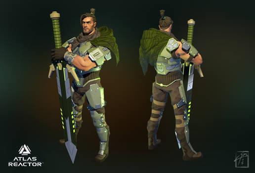 Atlas Reactor: Titus