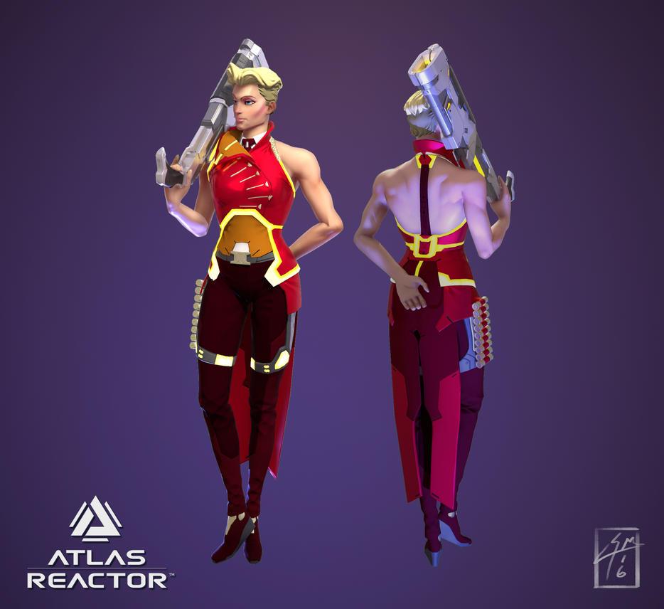 Atlas Reactor: Elle by ThranTantra
