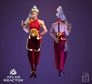 Atlas Reactor: Elle