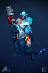 Atlas Reactor: Dr. Finn