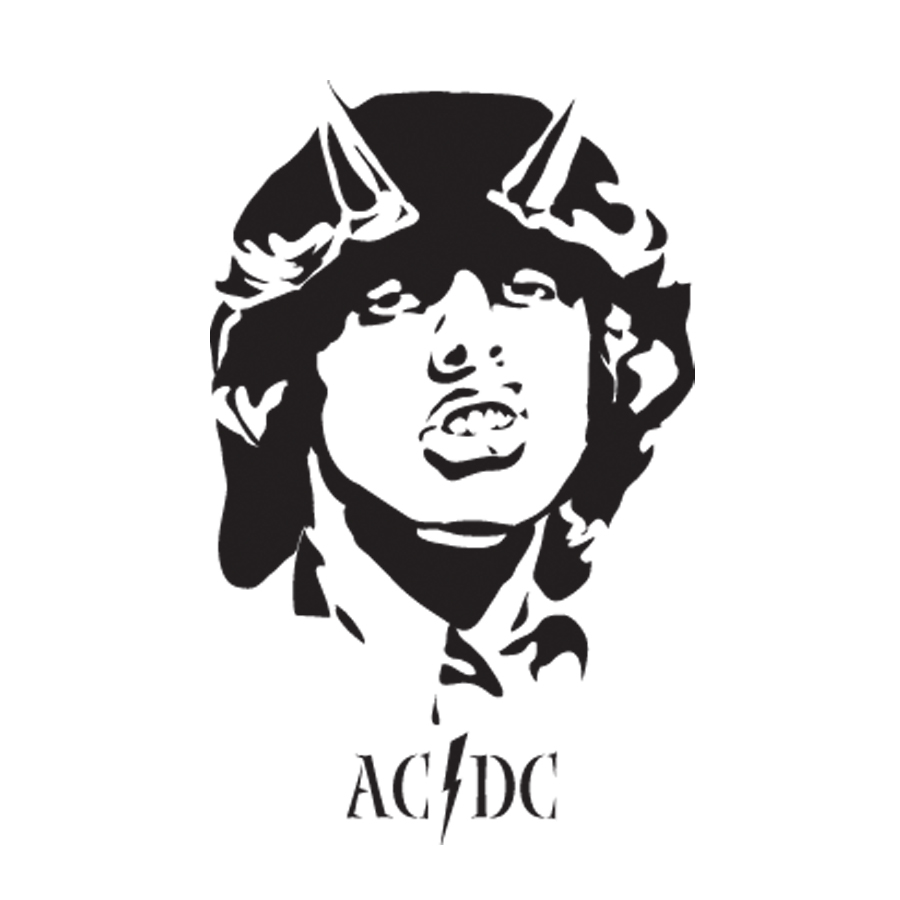 ACDC logo by Th... Ac Dc Logo Images