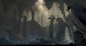 Sword temple