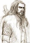 Sketch: Thorin