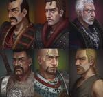 Gothic: portraits