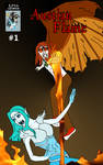 Austian Flame vs Ice Mistral by ScorpiusRisk