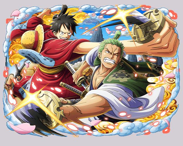 Monkey D Luffy And Roronoa Zoro By Kaizokujotei On Deviantart