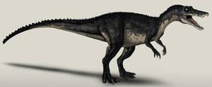 Jurassic World Fallen Kingdom Baryonyx walkeri by NikoRex