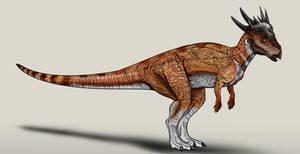 Warpath Jurassic Park Stygimoloch