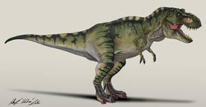 The Lost World Jurassic Park T-Rex male