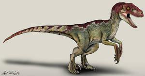 The Lost World Jurassic Park Velociraptor Concept